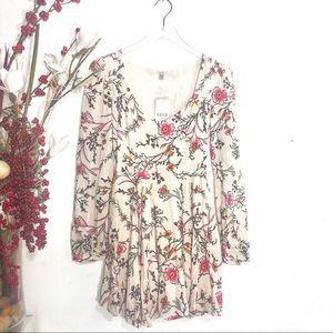 nwt ecote • long sleeve dress